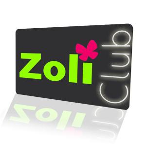Zoli's Club membership