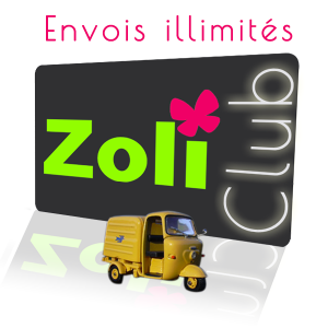 Zoli Club + Envois gratuits (1 an)