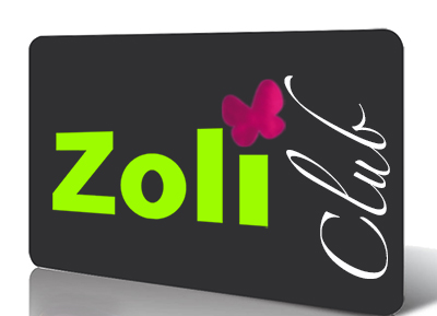 Carte Club Zoli