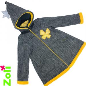 Girl coat - Like Mummy - India RAINSNOW